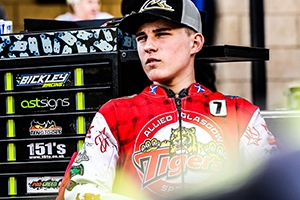 Two-times World Under-16 Speedway Champion